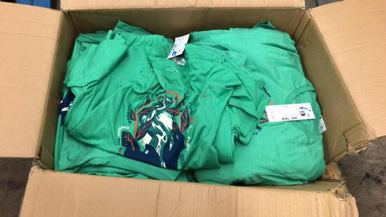 Box Of Fed By Threads Printed Tees