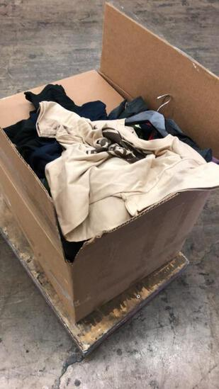 Box Of Assorted T-Shirts