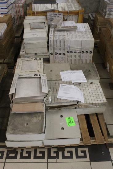 Pallets Of Assorted Tile