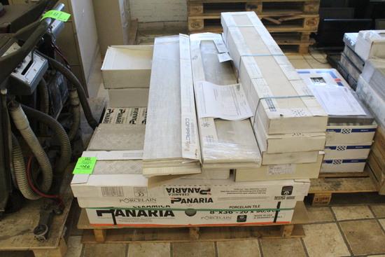 Pallet Of Assorted Tile