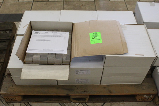 "Pallet Of Unicom 12"" x 12"" 4 Brown Tile (141.49 SF)"