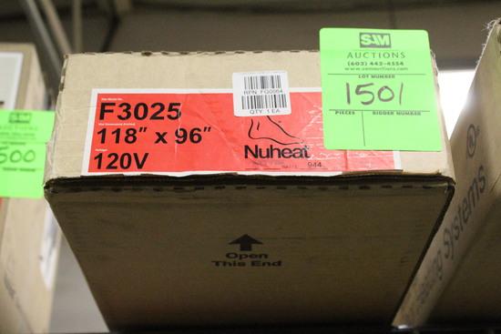 NuHeat Electric Floor Warming System