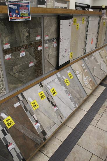 Century Tile FF&E Liquidation Auction