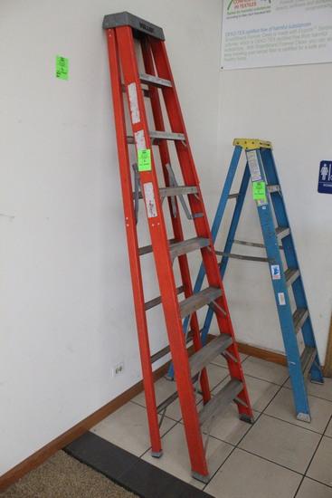 Keller 7' A-Frame Ladder