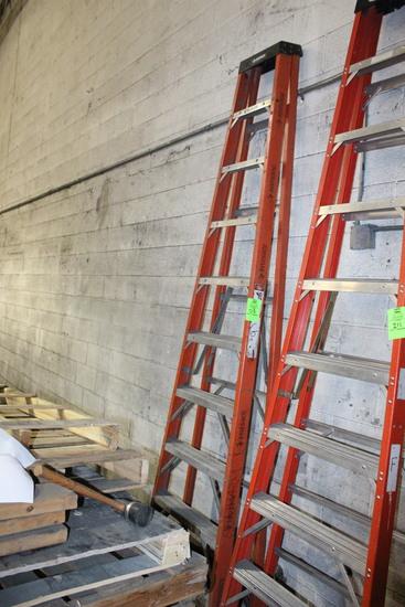 Husky 9' A-Frame Ladder