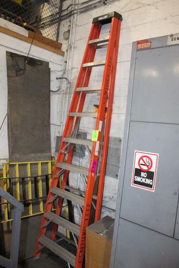 Keller 9' A-Frame Ladder