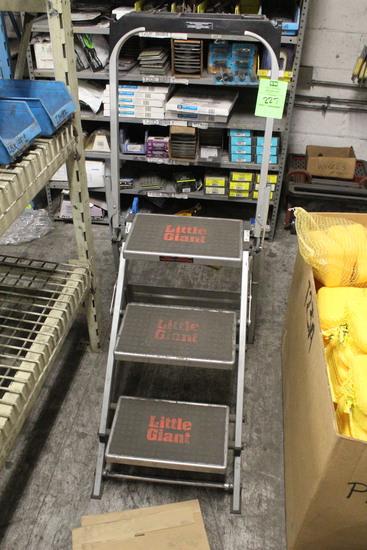 Little Giant 3 Step Ladder