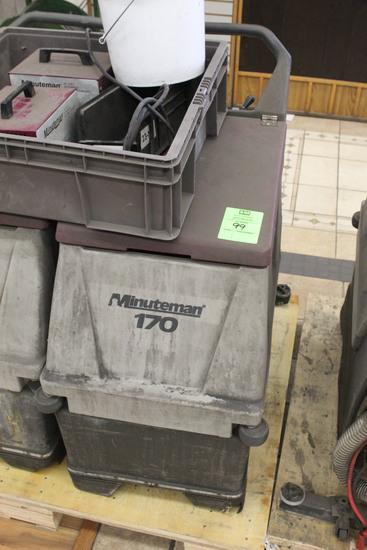 MinuteMan 170 Floor Scrubber