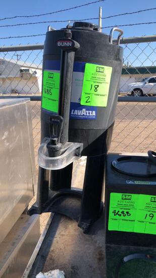 Bunn Hot Coffee Dispensers