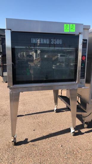 2009 Hardt Inferno Rotisserie