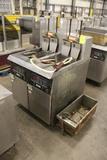 Giles Dual Electric Deep Fryer