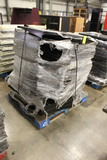 Pallet Of Lozier Gondola Shelves