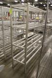 Aluminum Cooler Rack