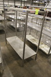 2 Tier Stainless Rack