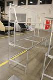 6' Polytop Table Frame W/ Boat Rack