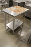 3' Stainless Steel Table