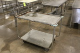 Two Tier Flat Cart