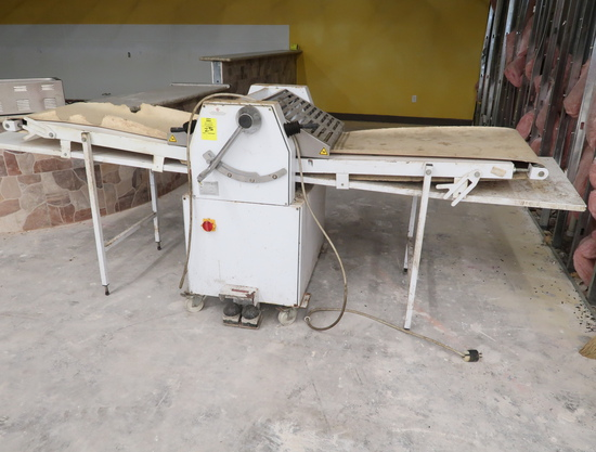 CP Machinery pastry machine dough sheeter