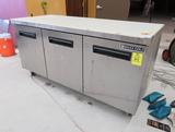 Asbury Food Service Maxx Cold work-top refrigerator