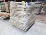 pallet of Madix shelving & base deck