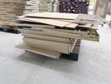 pallet of Madix base deck & back panels