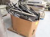 crate full of Madix parts