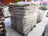 pallet of mostly Madix shelving