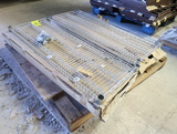 wire shelves, approx 6 qty