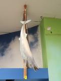 6' hanging fiberglass fish