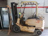 Allis-Chalmers forklift, not functional