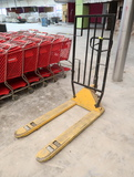 Hyster pallet jack, not lifting