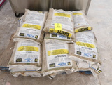 pallet of bags of play sand