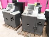 Cummins-Allison FastPay coin exchange machine