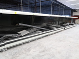 Tyler multideck refrigerated cases, 48' run (12+12+12+12), w/ no ends