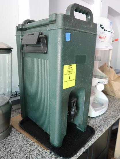 Carlisle insulated drink dispenser