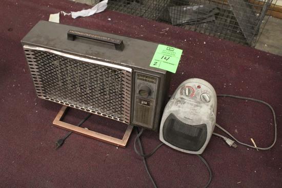 Lakewood And Pelonis Space Heaters