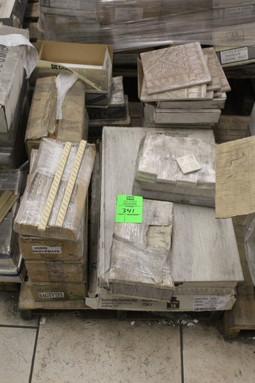 Pallet Of Assorted Ceramic Tile