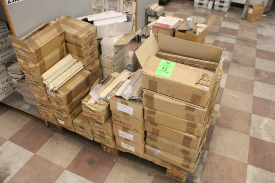 Pallet Of Assorted Wall Tile