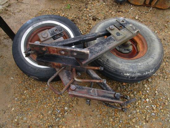 Set of Gauge Wheels