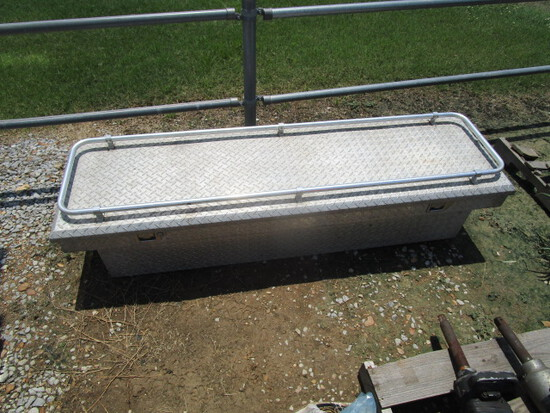 Cross Bed Toolbox