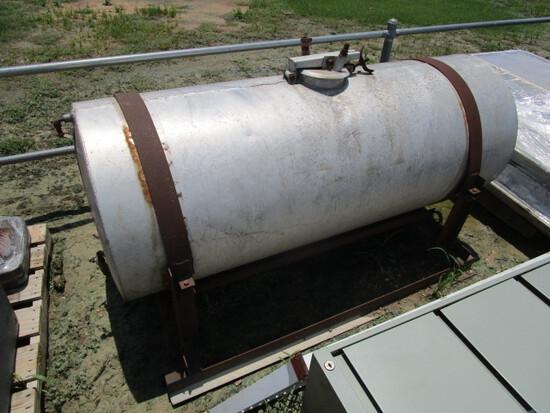Tank on Skids
