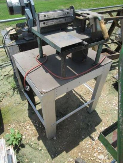 Table Mounted Saw