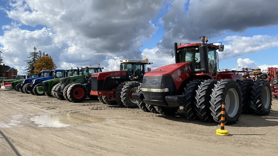 Annual Unreserved Farm and Industrial Auction
