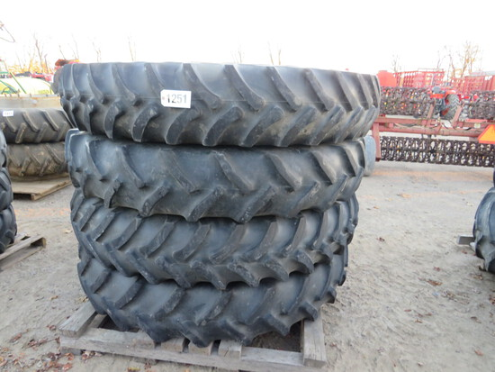 380/90R54 GOODYEAR - 380/90R54 FIRESTONE