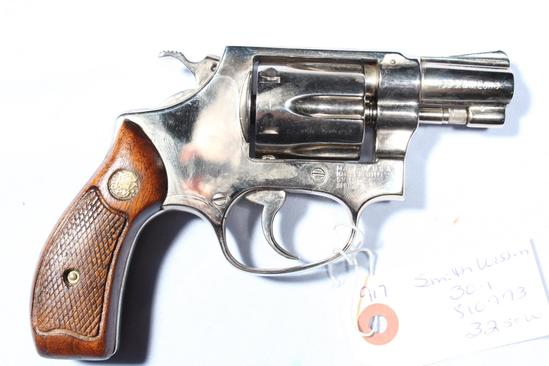 SMITH WESSON 30-1, SN 810773