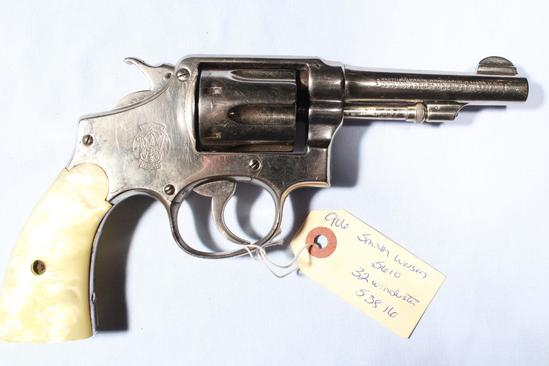 SMITH WESSON 5610, SN 53816
