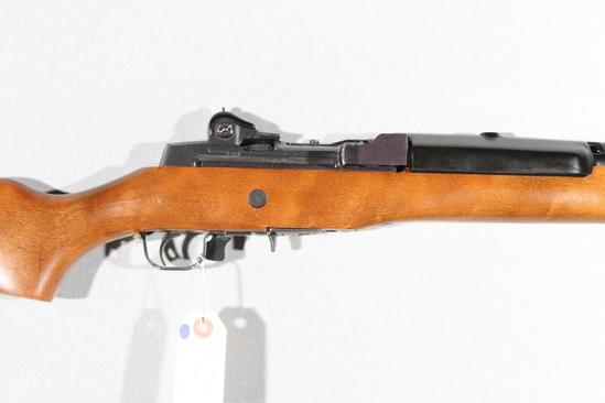 RUGER MINI 14, SN 186-08730,