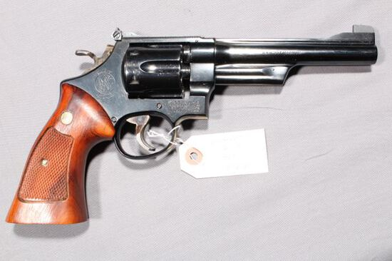 SMITH WESSON 27-2, SN N393168,