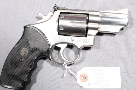 SMITH WESSON 66-3, SN BCA7323
