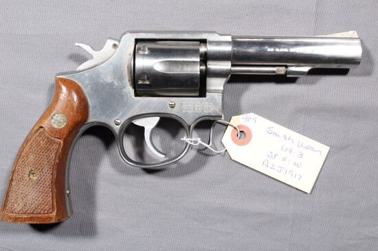 SMITH WESSON 64-3, SN AZJ1917
